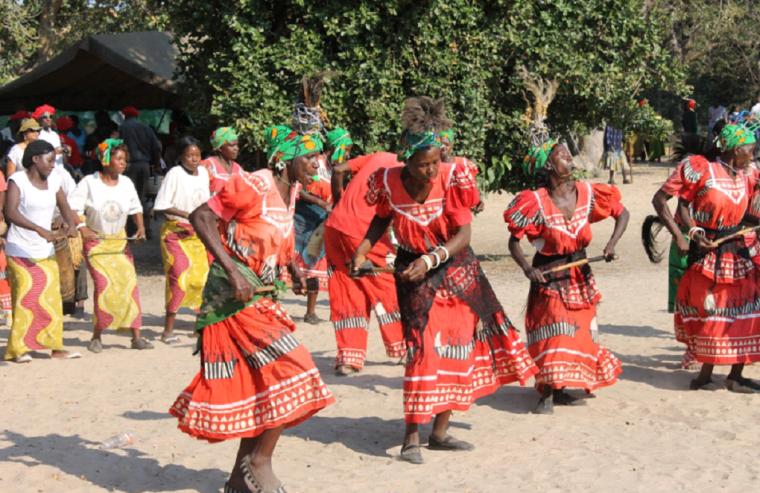 Zambia, Traditional Dancing
