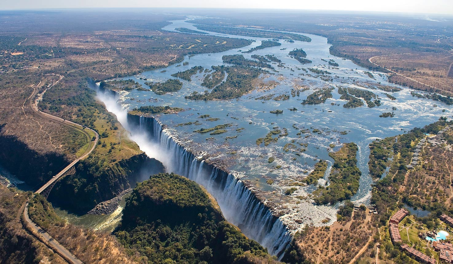Cape Town to Chobe Adventure | Victoria Falls