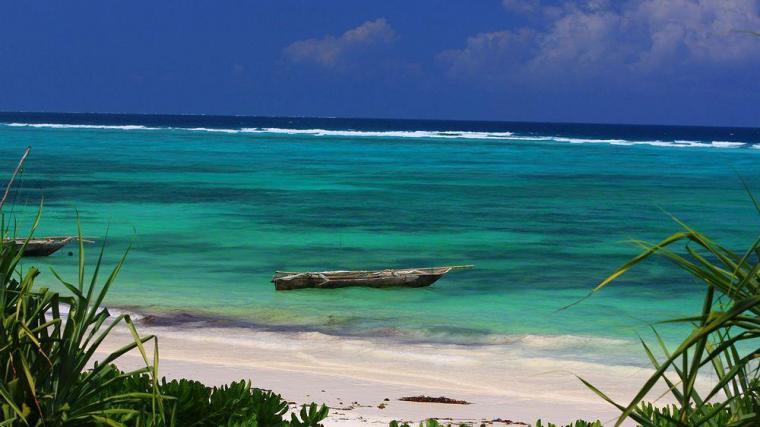 Zanzibar, Azanzi Beach