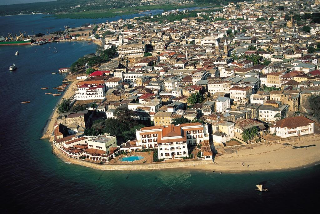 Zanzibar, Stone Town