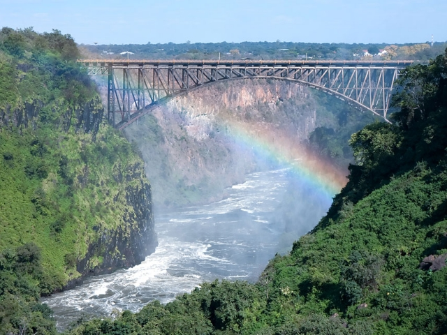 Safari of Legends, Zimbabwe, Victoria Falls
