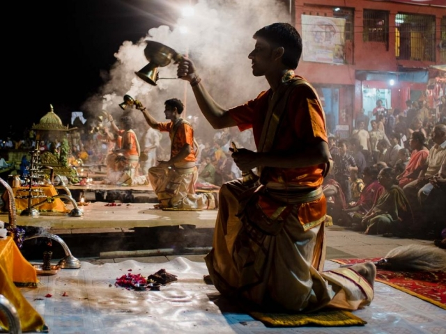 Varanasi Scene - India