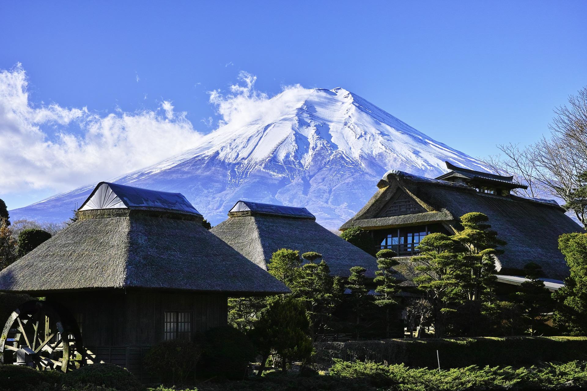 Tokyo with Mt. Fuji | Mt Fuji