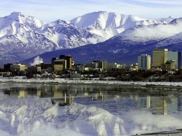 Alaska, Anchorage