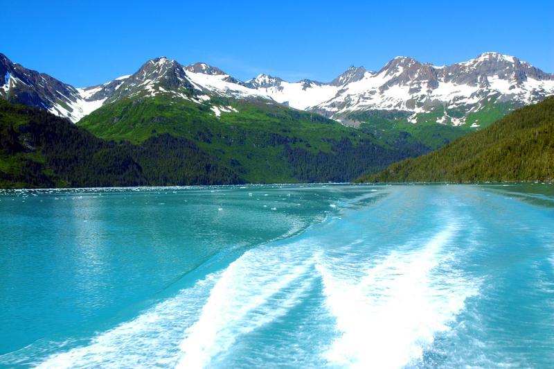 Alaska, Valdez, Prince Wlliam Sound