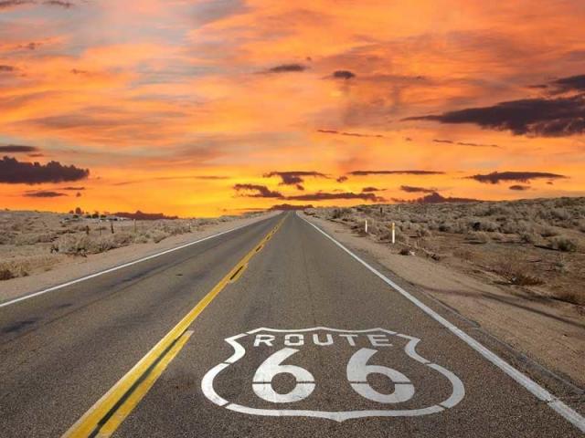 America, Route 66