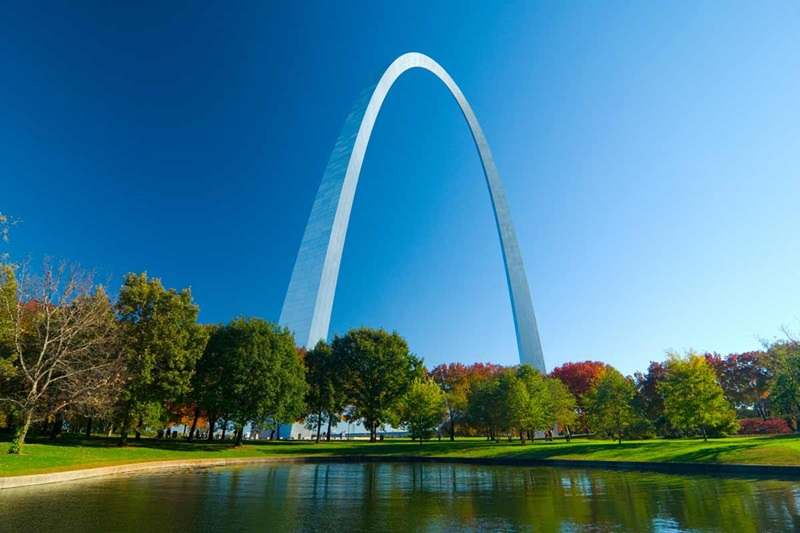 Highlights of Route 66 | Gateway Arch, St. Louis, Missouri, USA