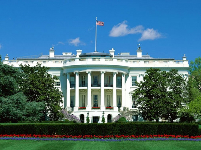 America, Washington DC, The White House