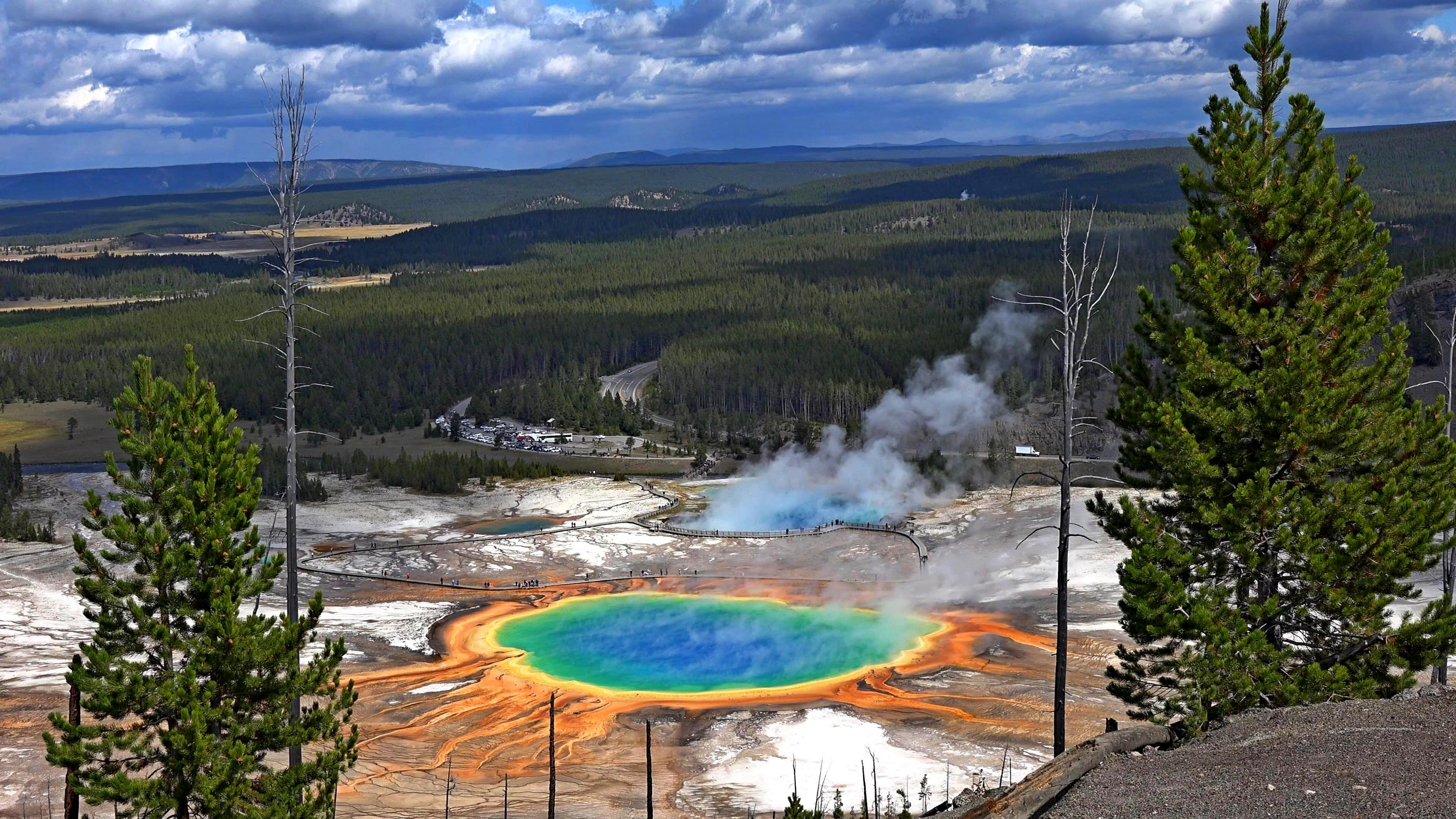 America, Yellowstone National Park