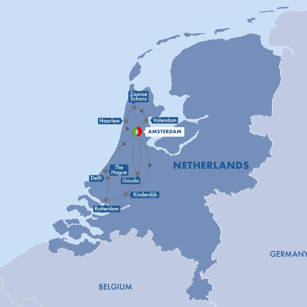 Amsterdam Explorer