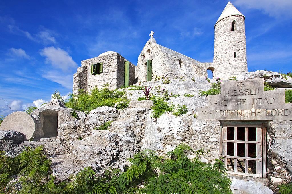 Bahamas, Cat Island, Mount Alvernia Monastery