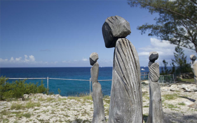 Bahamas, Nassau, Clifton Sacred Women