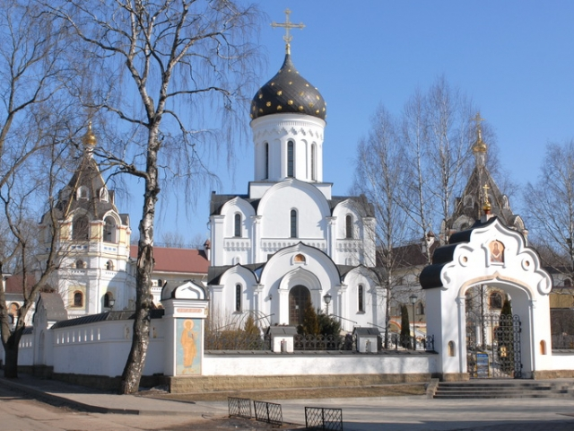Best of Finland, Russia & The Baltic States | Saint Elizabeth Convent, Belarus, Minsk