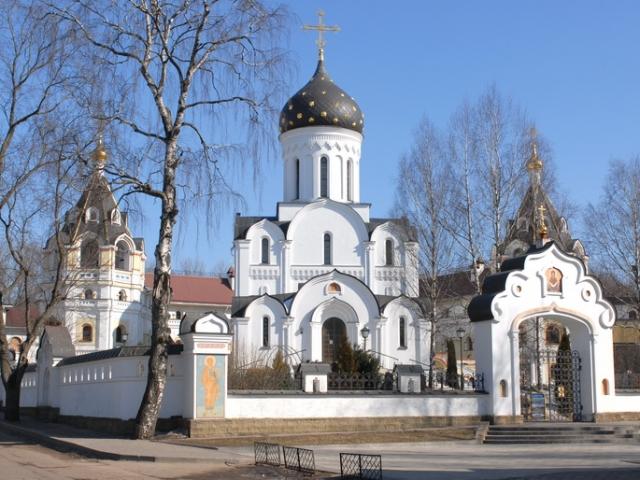 Belarus, Minsk, Saint Elizabeth Convent