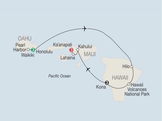 Best of the Hawaiian Islands