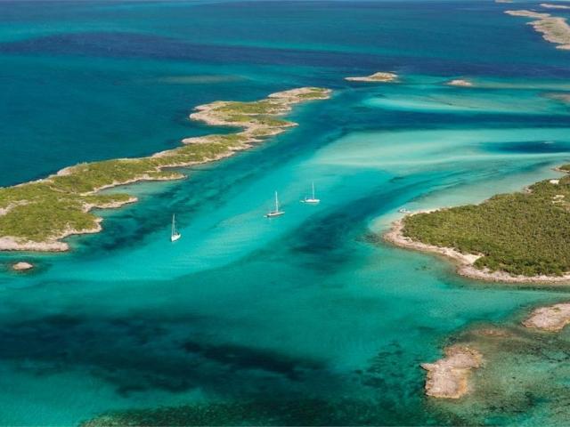 Taste of the Bahamas, The Exumas