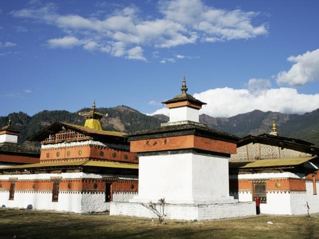 Handpicked Bhutan - Jambay Temple, Bumthang Valley, Bhutan