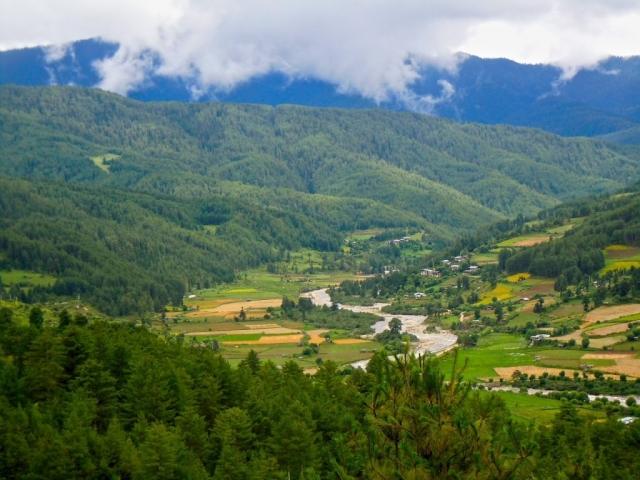 Bhutan, Tang Valley