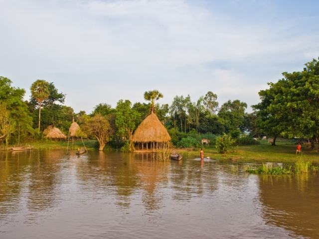 Cambodia Excursions, River Villages