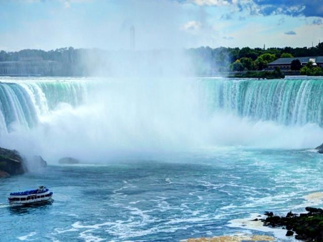 Canada, Niagra Fals, Horseshoe Falls