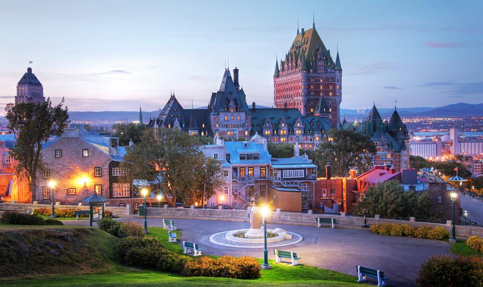 Canada, Quebec City
