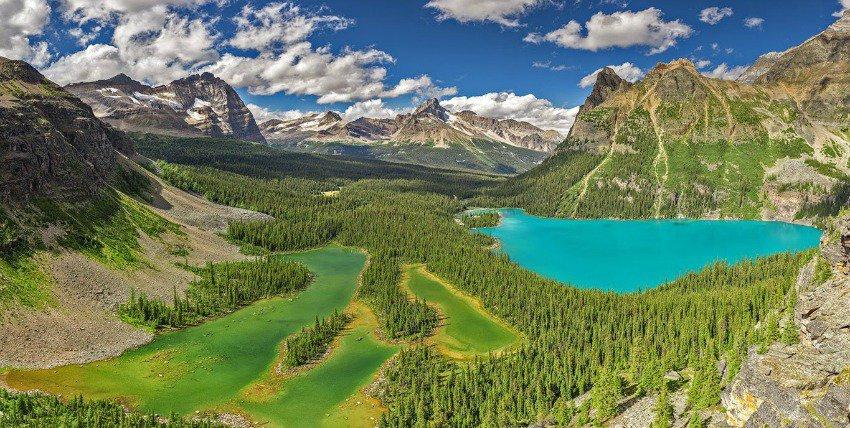 Canada, Yoho National Park