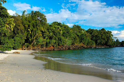 Costa Rica, Manuel Antonio National Park & Beach