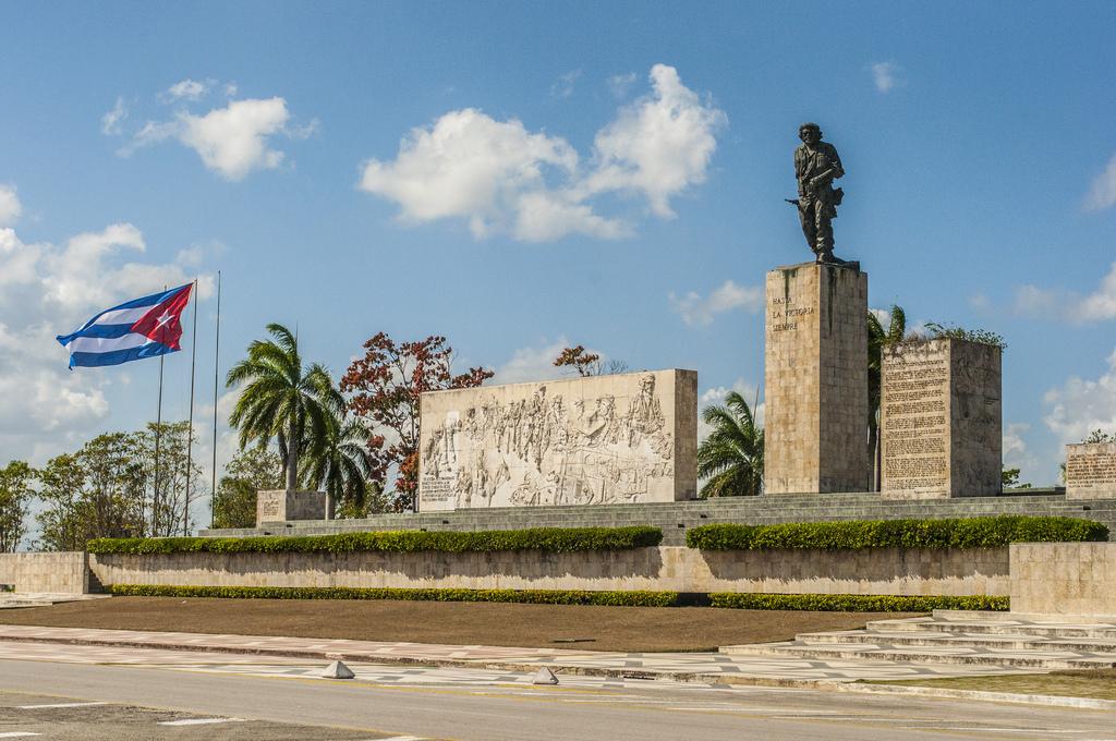 Cuba, Santa Clara, Che Guevara Memorial