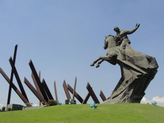 Cuba Libre | Santiago de Cuba, Monument of Antonio Maceo