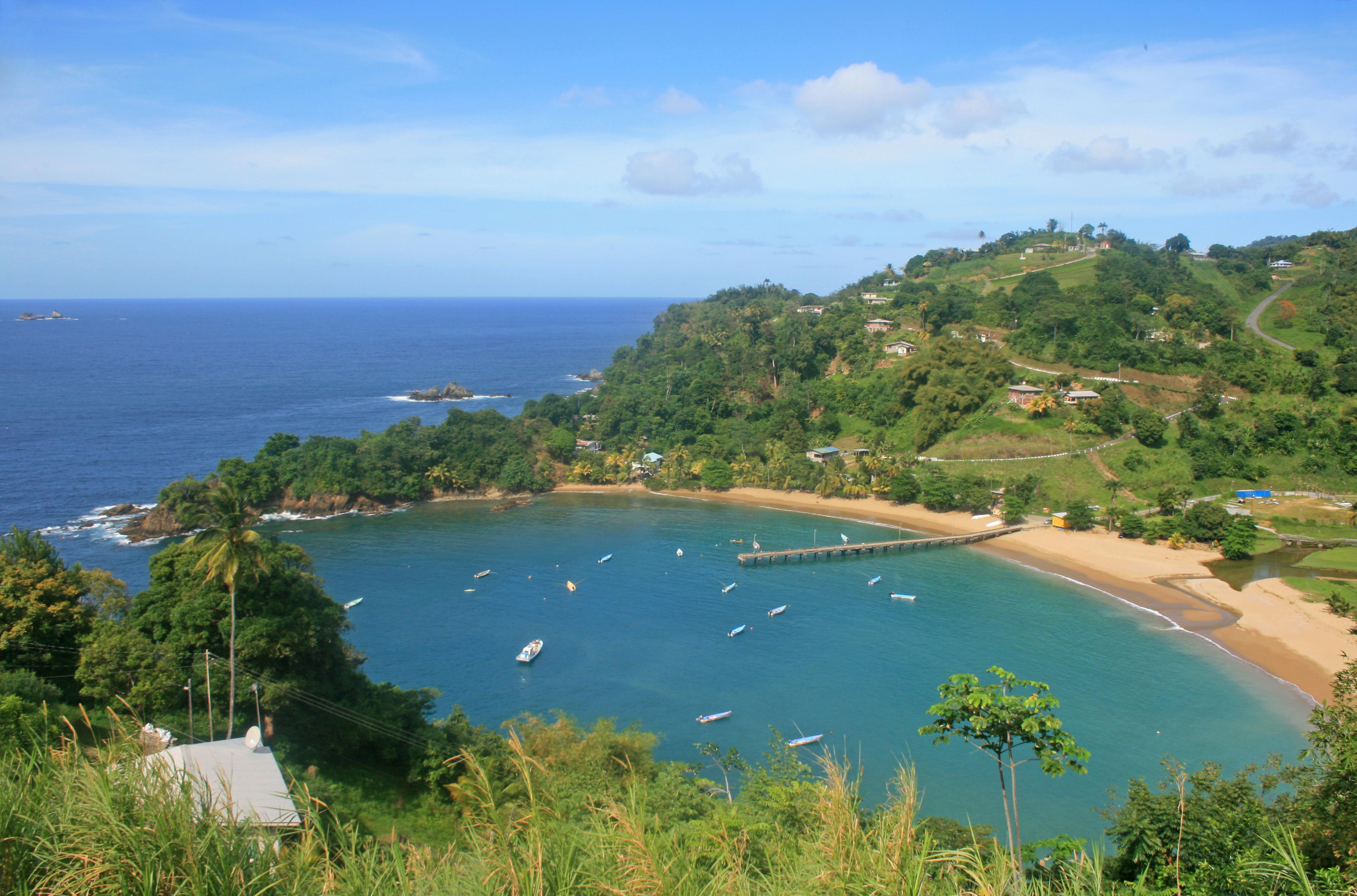 Cuba, Trinidad, Pariatuvier Bay