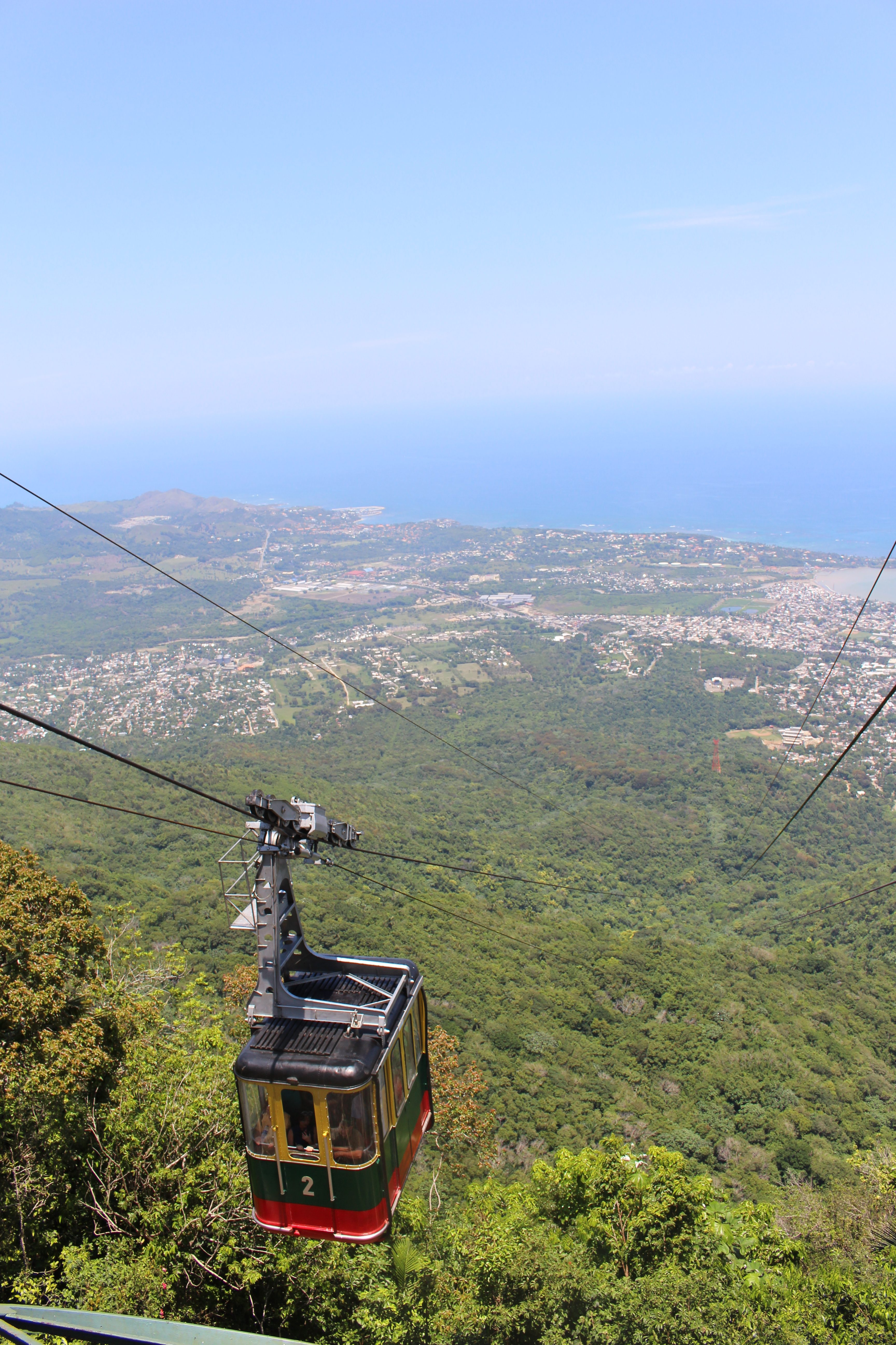 Hidden Gems of the Dominican Republic, Puerto Plata , Teleferico Cable Car