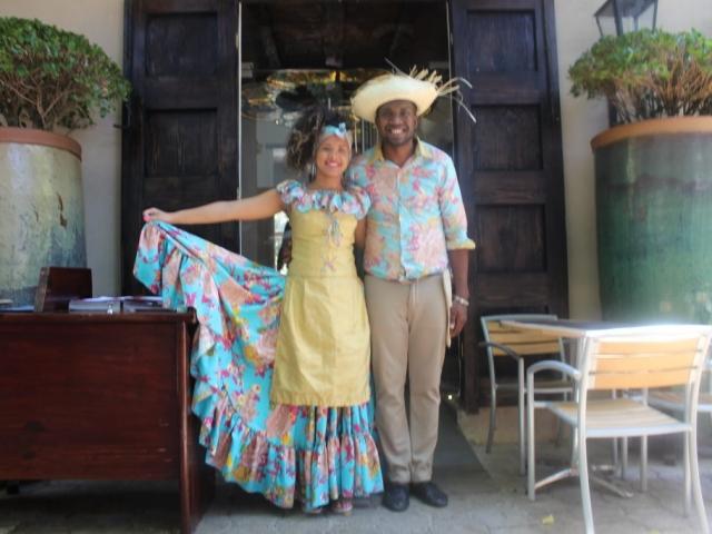 Dominican Republic, Santo Domingo, Buche Perico Restaurant