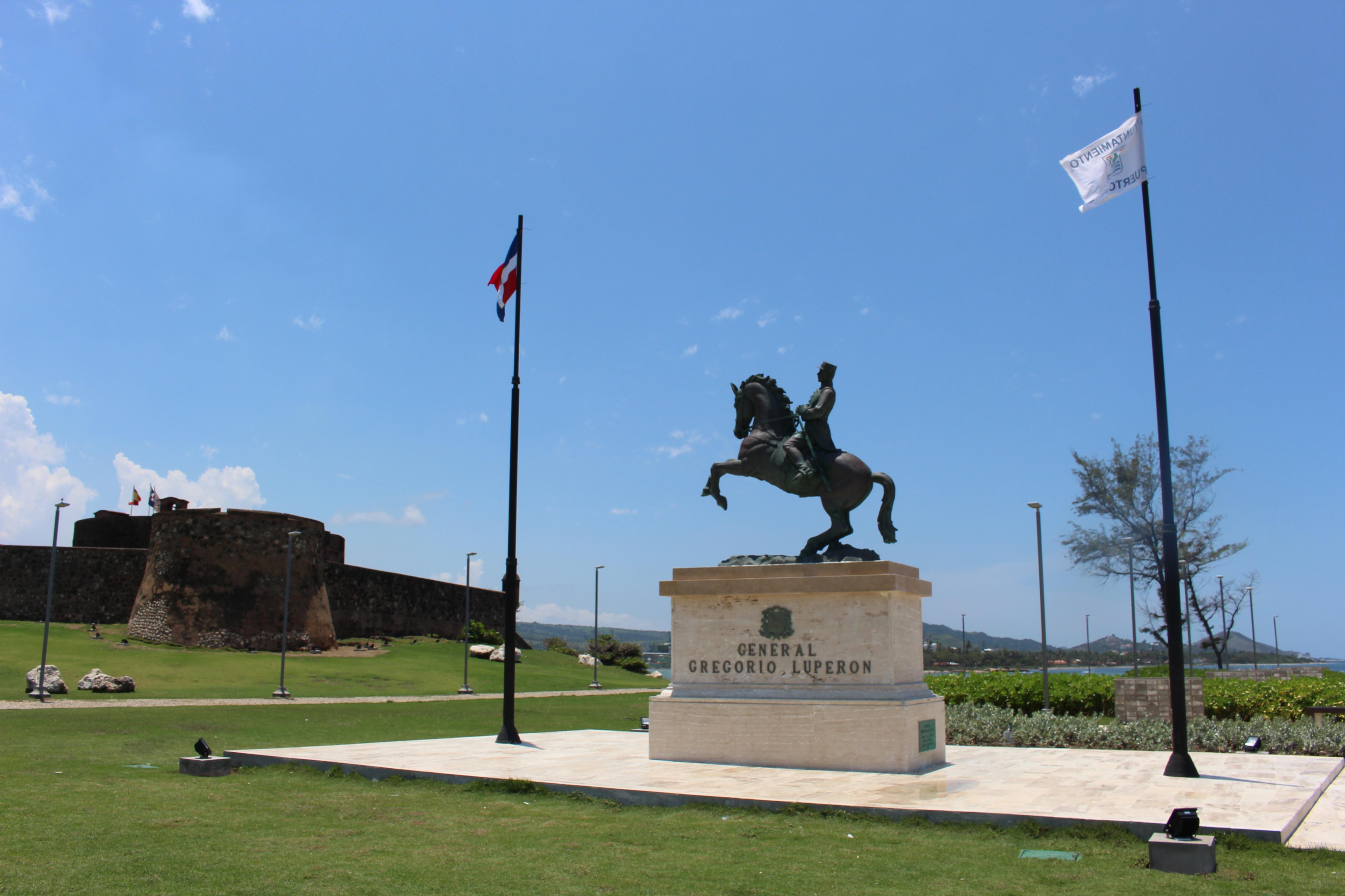 Dominican Republic, Sosua, General Gregorio Luperon
