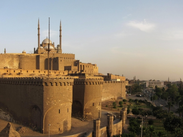 Best of Egypt - Saladin Citadel, Cairo, Egypt