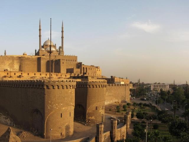 Egypt, Cairo, Saladin Citadel