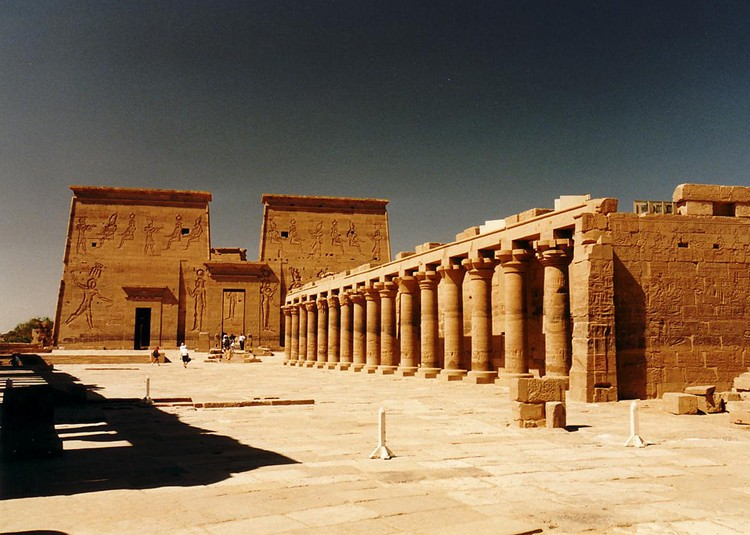 Best of Egypt - Temple of Isis, Philae Island, Egypt
