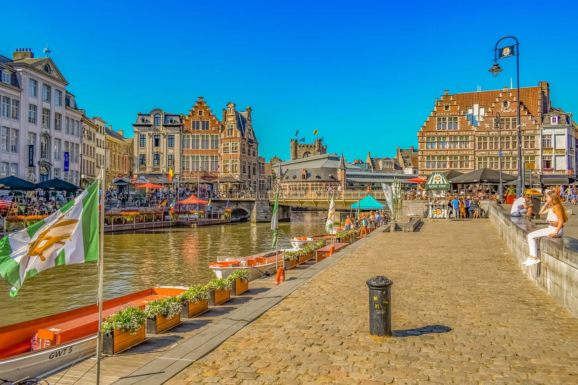 Best of Holland, Belgium and Luxembourg - Ghent, Belgium