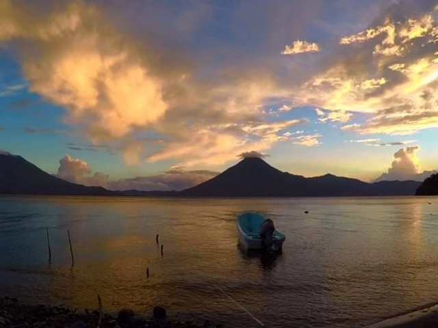 Guatemala Highlands, Lake Atitlan