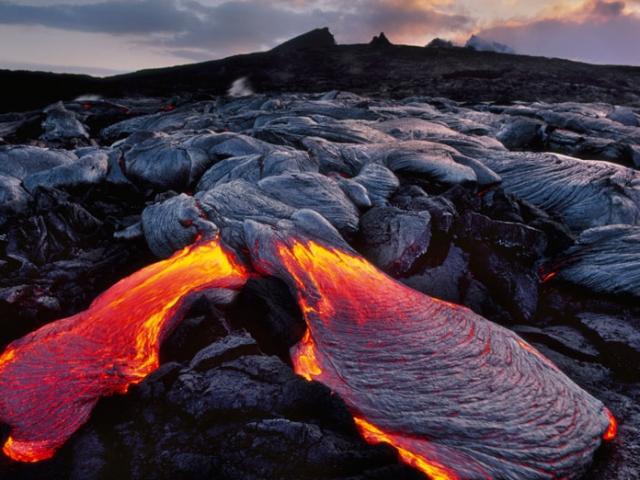 Hawaii, Hawaii Volcanoes Naiotnal Park