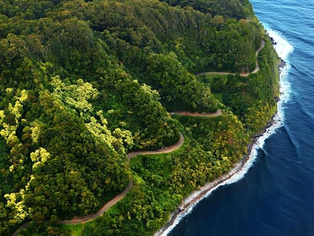 Hawaii, Maui, Road to Hana