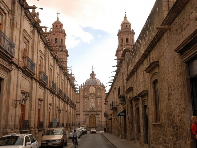 Colonial Jewels, Historic Centre of Morelia