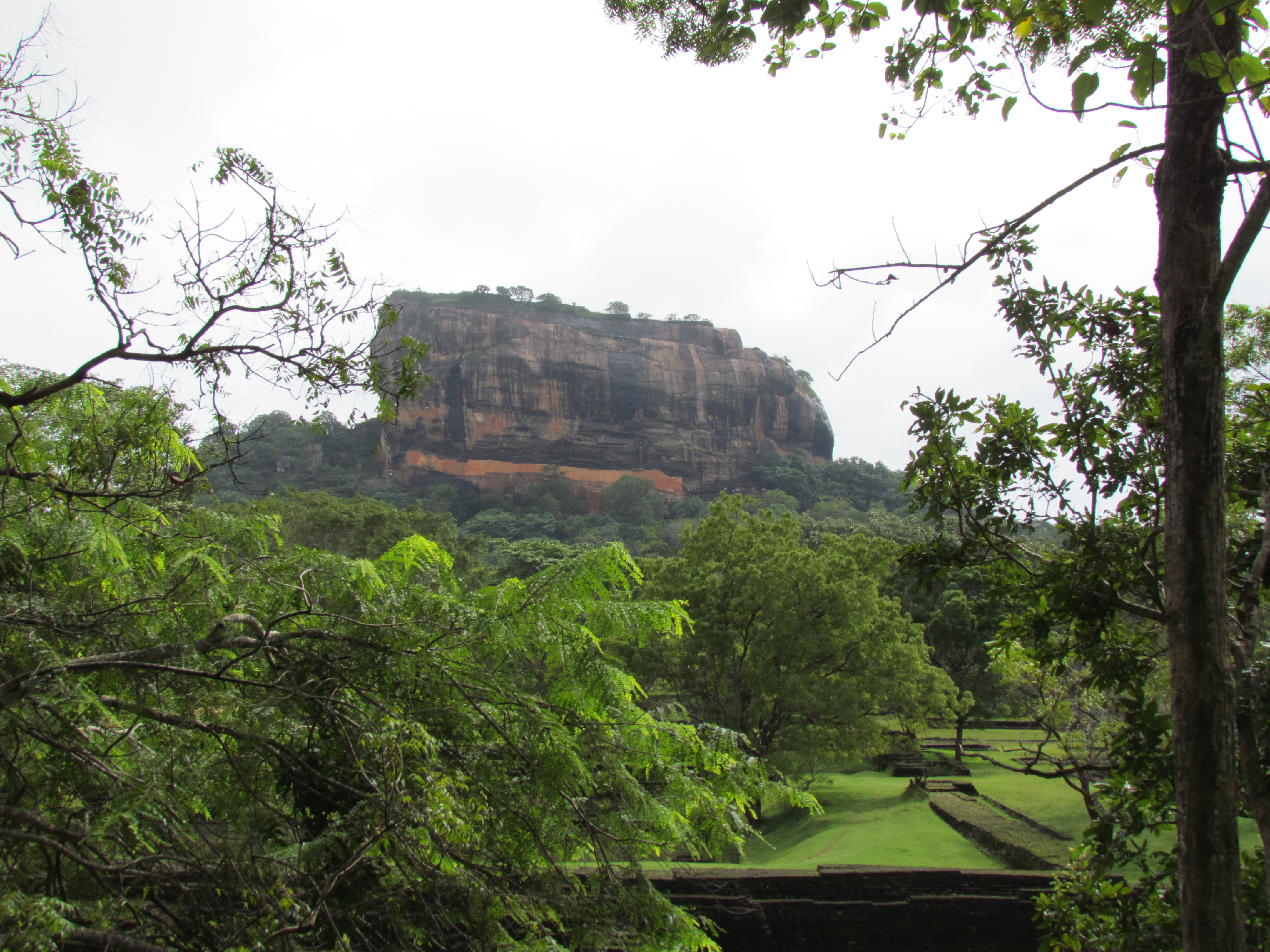 Sri Lanka, Sigiriya, Sigiriya Rock