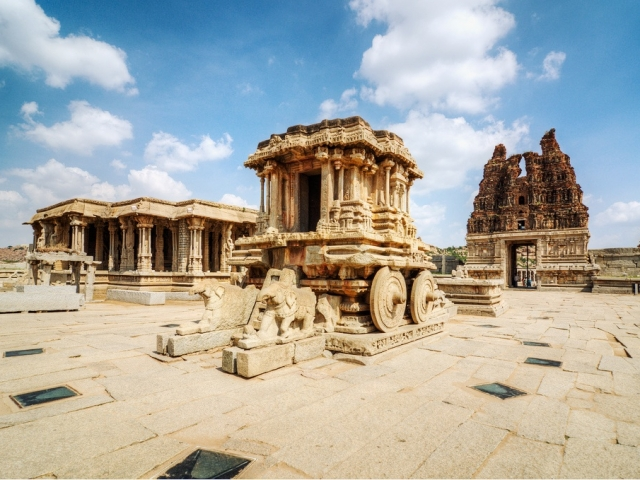 Classic South India - Vithala Temple Complex, Hampi, India