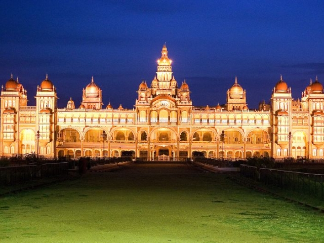 India, Mysore, Mysore Palace