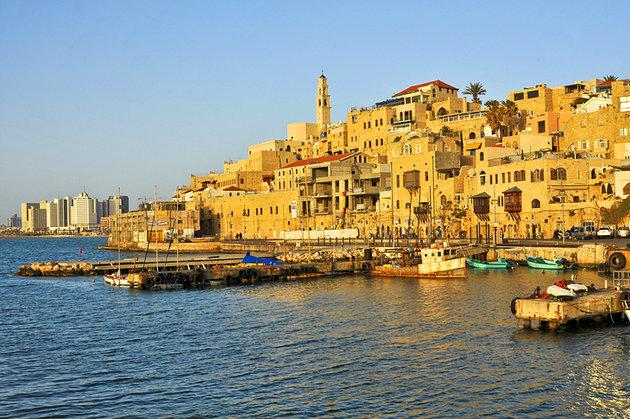 Israel, Tel Aviv, Old Jaffa Port