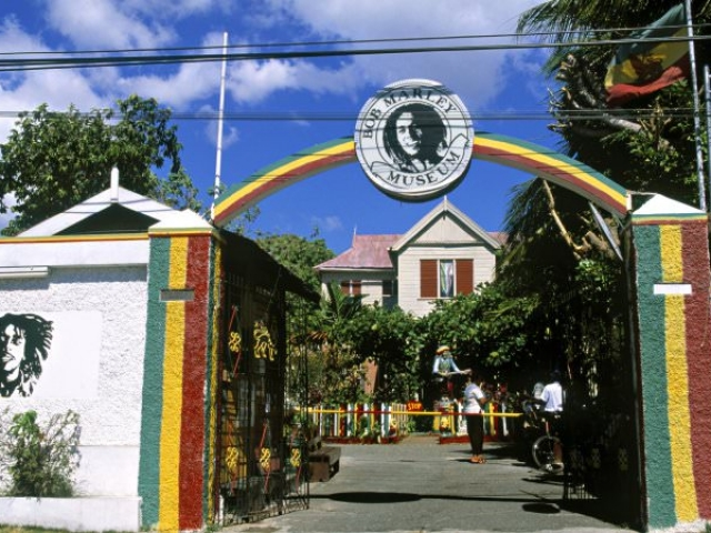 Discover Jamaica, Kingston, Bob Marley Museum