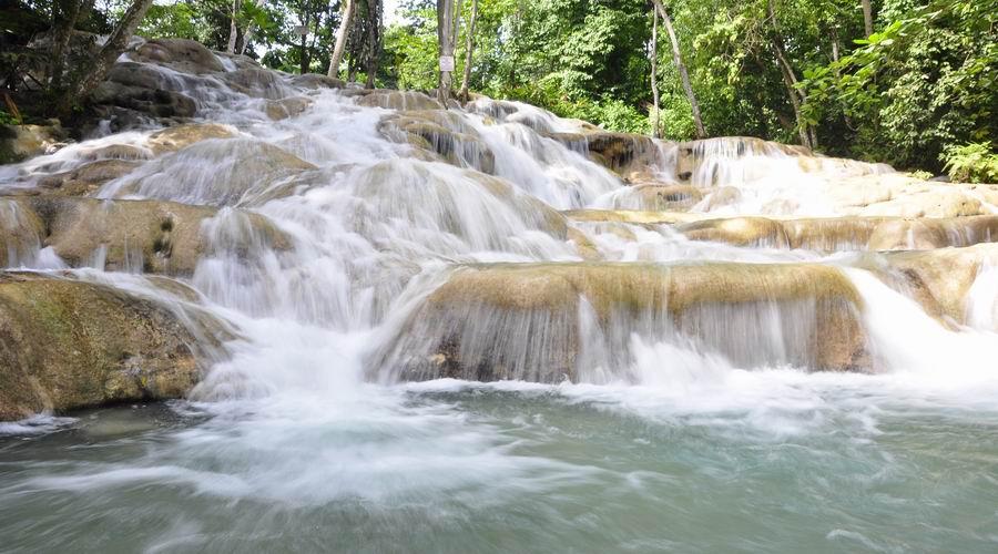 Jamaica, Ocho Rios, Dunn's River Falls
