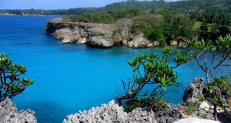Jamaica, Port Antonio, Blue Lagoon