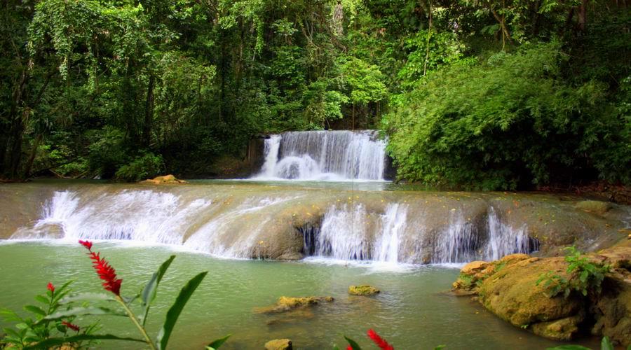 Jamaica, YS falls