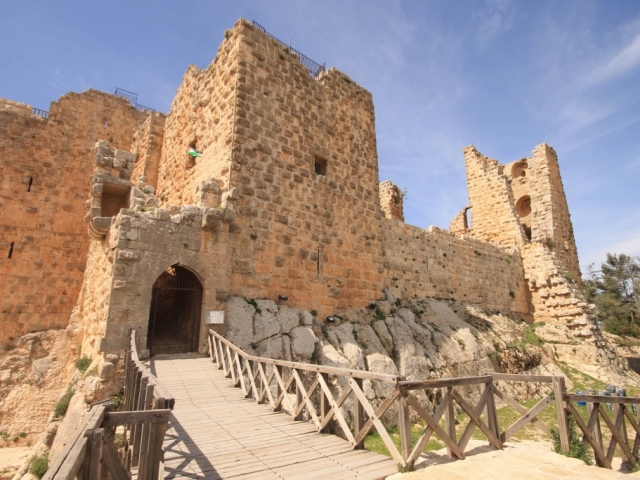 Jodan, Ajloun Castle